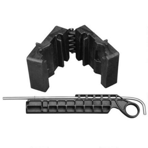 Wheeler Delta Series AR-15 Upper Receiver Vise Block