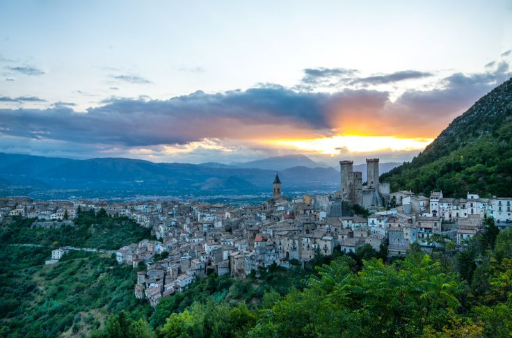 Abruzzo, Italy, an excellent location for real estate investors.