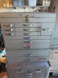 Image Result For Images Of Vintage Craftsman Toolbox In