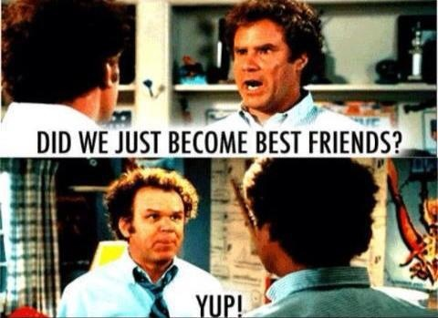 Did We Just Become Best Friends Step Brothers