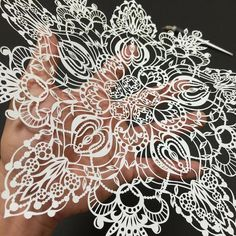 Japanese artist Riu (aka @mr_riu) captivates the mind with his remarkably intricate paper cut designs. Winner of multiple online art competitions, the young artist maintains an Instagram account and blog that each showcase a stunning display of technical skill within delicate patterns. Papercutting is a worldwide tradition that has evolved within many cultures. Symbolic and …