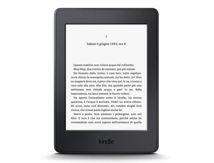 Sconto Kindle Paperwhite le-reader di Amazon a 9999 euro