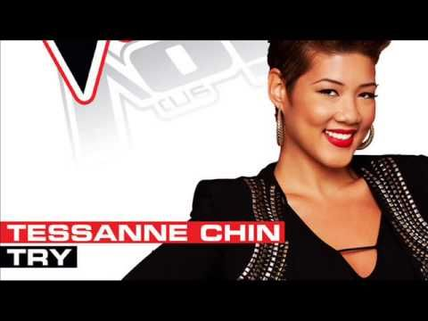 The song that started all of this!!! Tessanne Chin - Try - Studio Version - The Voice US 2013 (+playlist)