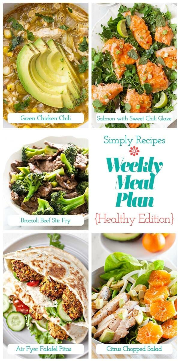 change one diet recipes