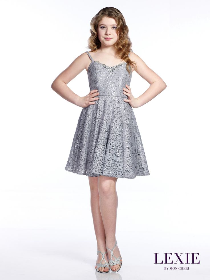 Sleeveless Sequined Lace Dress Clothes Vestidos