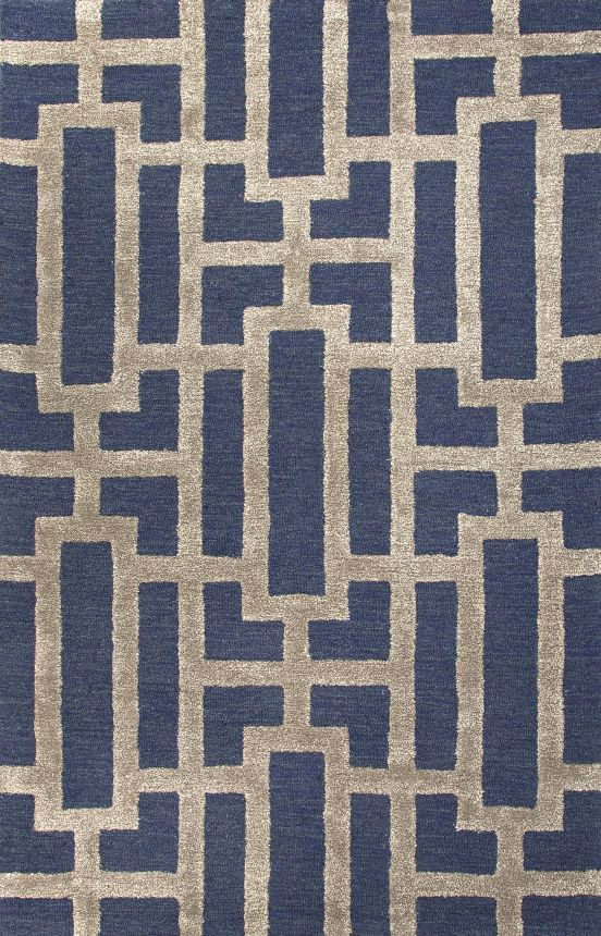 Jaipur Rugs City CT25 Deep Navy Rug