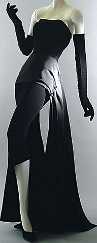 Vintage Christian Dior ~ Stunning..One of the best designs of the last 100 years 1949