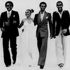Chic: Bernard Edwards, Nile Rodgers, Norma Jean Wright.