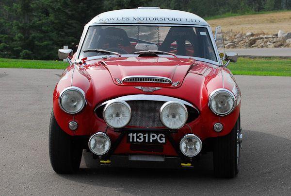 1963 Austin-Healey 3000 MKIIA Rally Car - SCD Motors - The Sports, Racing and Vintage Car Market