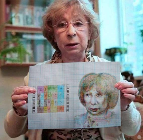 Хромосомный портрет и суперселфи. - tsarleon