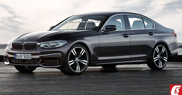 Future Cars: BMW's All-New 2017 5-Series Is An Ode To Evolution #BMW #BMW_5_Series