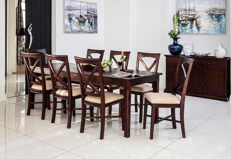 Elgin dining suite