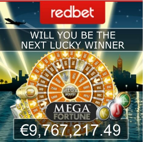 Mega Fortune jackpot is really through the roof. Will it hit €10,000,000?