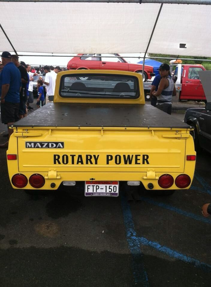 1977 mazda rotary pickup for sale - Google Search