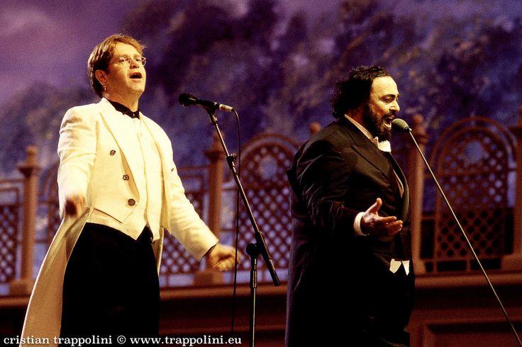 Pavarotti & Friends | Fotografia di eventi