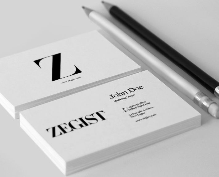 Zegist-Magazine-Branding-Business-Card-design