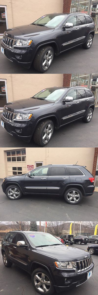 SUVs: 2012 Jeep Grand Cherokee Limited 2012 Jeep Grand Cherokee Automatic 55246 Miles Suv 3.6L Vvt V6 Flex-Fuel Engine BUY IT NOW ONLY: $22500.0