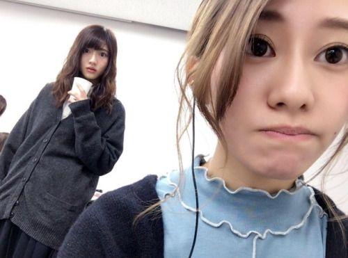 senup: #乃木坂46 #桜井玲香 #若月佑美 (・Д・)(´-ω-`) | 日々是遊楽也