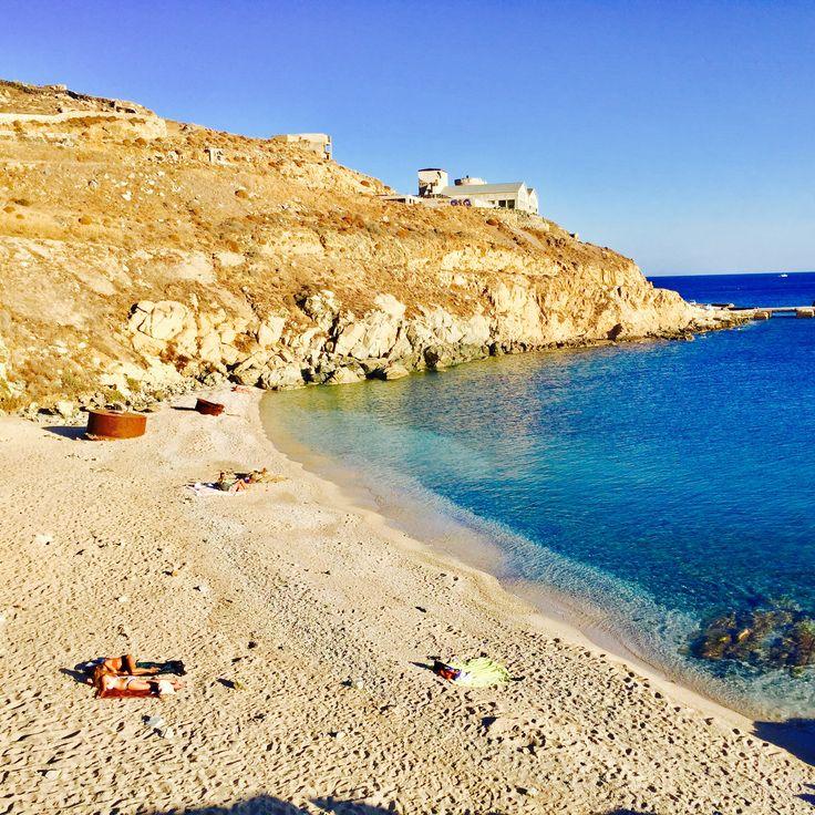Loulos beach-Metalia  A hidden gem next to Kalo Livadi beach