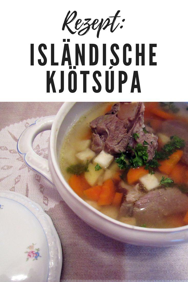 Perfekt für die kalten Tage: Kjötsúpa, die traditionelle Lammsuppe aus Island.