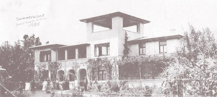 #History #LongAgo 1904 www.summerwood.co.za