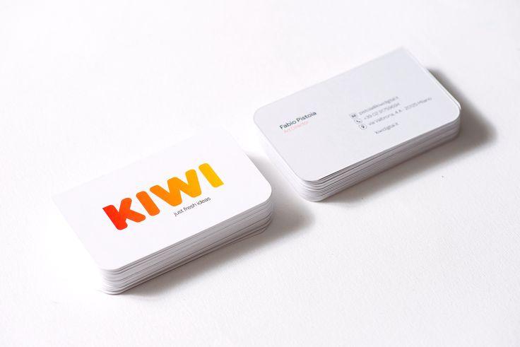 Brand Identity for Creative Digital Agency KIWI