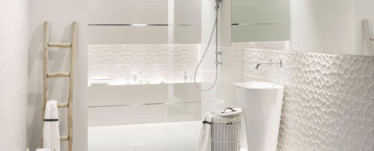 All in White - Ceramic & Porcelain Tiles