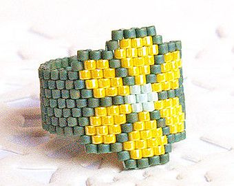 Popular items for lemon and green on Etsy
