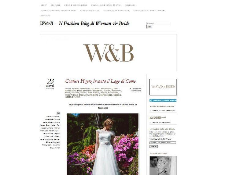 On Woman & Bride