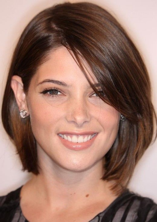 Professional Hairstyles For Women - Sleek Face-Contouring Bob