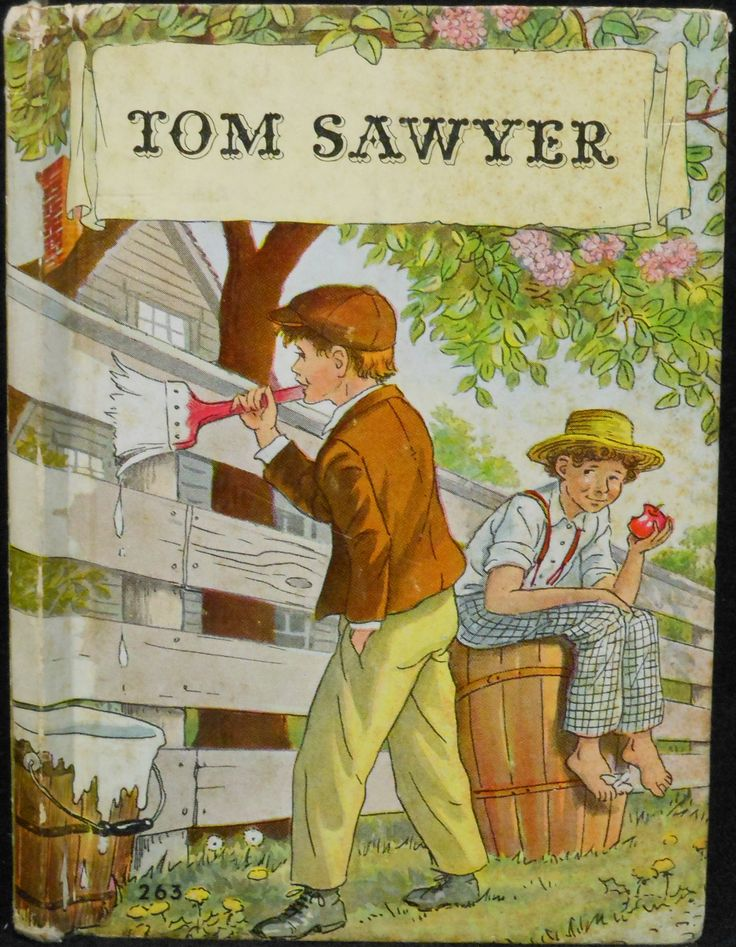 an analysis of the character of tom sawyer in the book the adventures of tom sawyer by mark twain A detailed description of the adventures of tom sawyer characters and their importance mark twain this section and alfred destroys tom's spelling book.