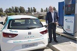 Un partenariat entre le constructeur automobile espagnol SEAT et l'entreprise de services d'eau Aqualia a conduit à la production et la consommation d'un nouveau biocarburant innovant. Les avantages sont doubles, répondant aux principaux défis environne
