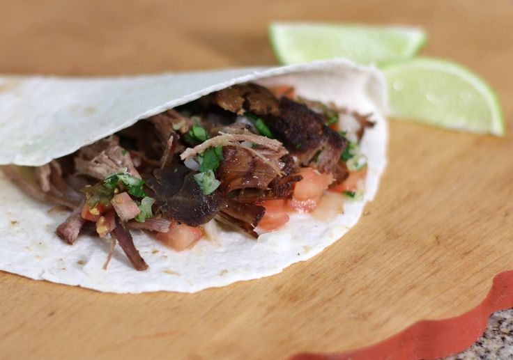 Slow Cooker Taco Shredded Beef