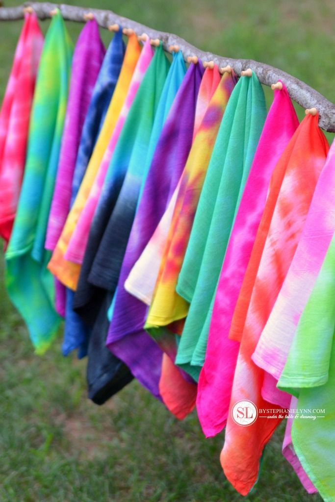 17 best images about tie dye party on pinterest disney sprinkles and ash - Technique tie and dye ...