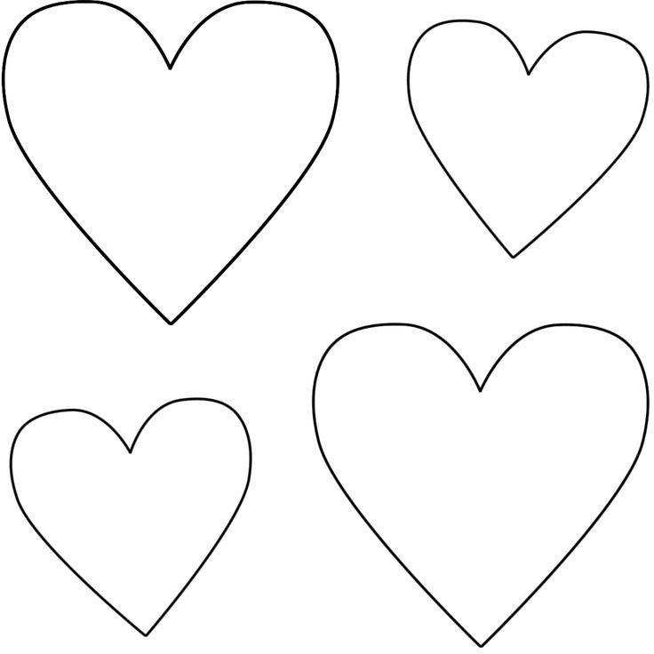 Ms de 25 ideas increbles sobre Dibujos de corazn en Pinterest