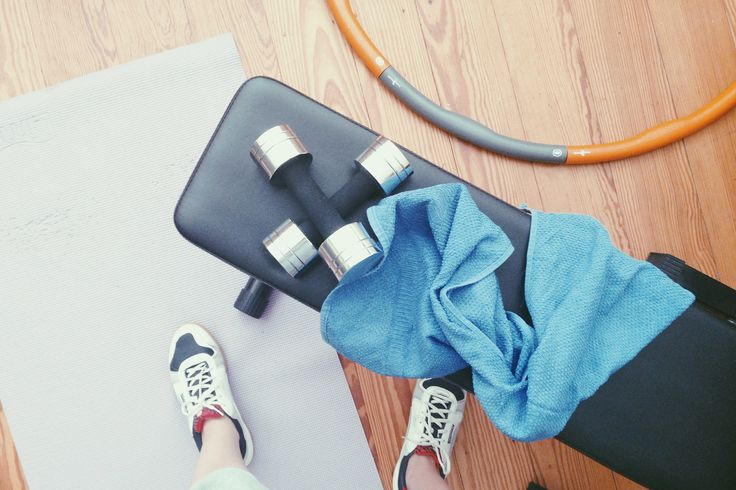 Challenge accepted: Getting Fit (again)