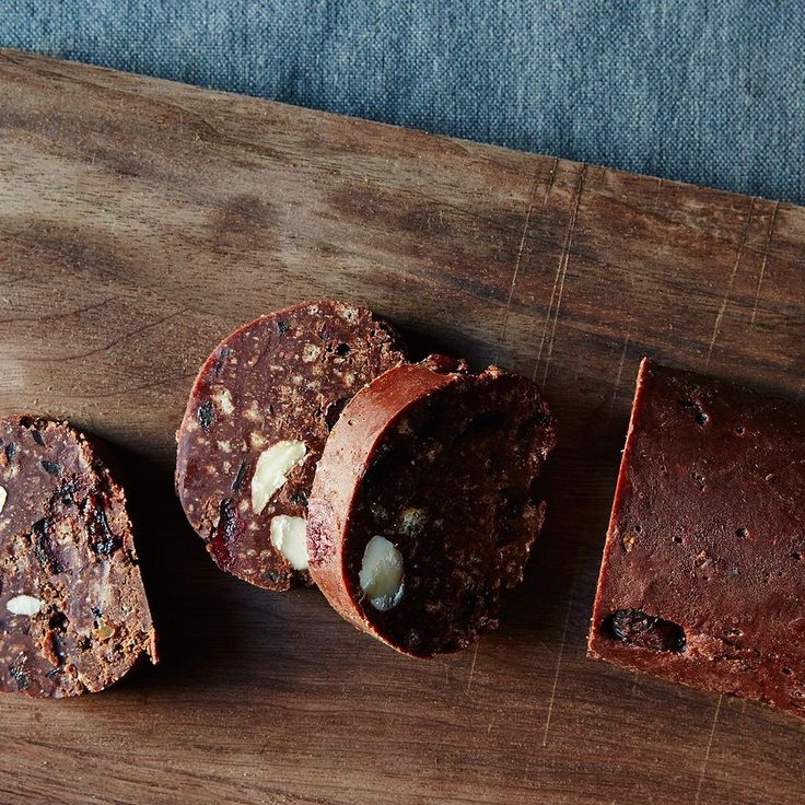 Chocolate Salami Recipe on Food52 recipe on Food52