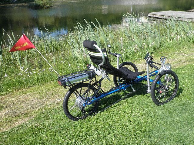 170 Best Images About Recumbent Trikes On Pinterest Car