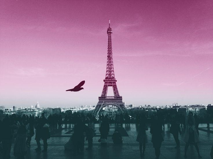 Dawn of Paris
