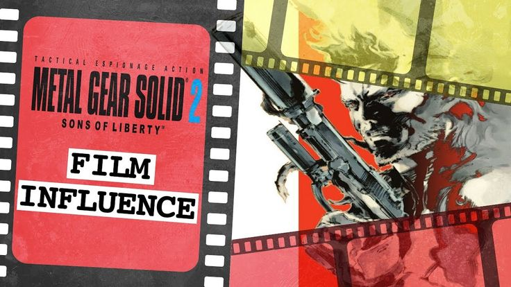The Films that Influenced Metal Gear Solid 2: Sons of Liberty