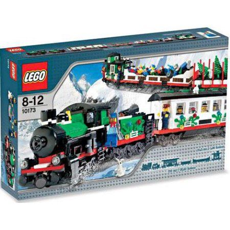 LEGO Holiday Train Set LEGO 10173 - Walmart.com