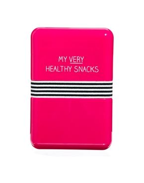 There's a have a healthy snack song that I made up and sing so this is absolutely perfect for me! Happy Jackson Lunch Box Healthy Snacks