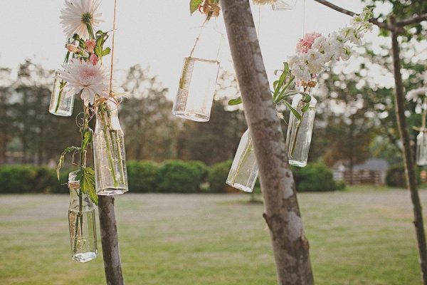 Easy Decorations For Outdoor Wedding.