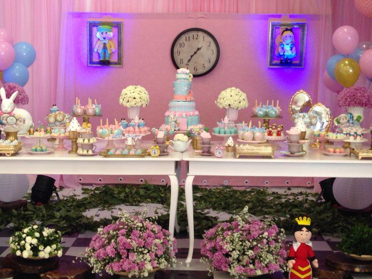 Festa Alice no Pais das Maravilhas   Alice in Wonderland