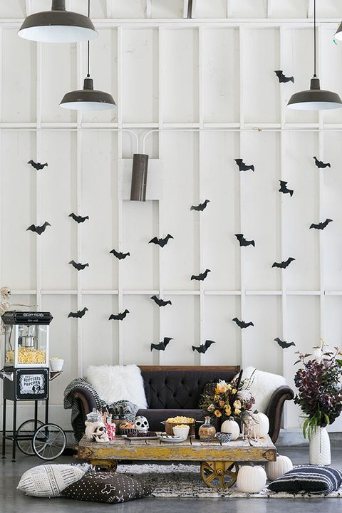 Everything You Need For The Ultimate Adult Halloween Party - halloween party decorations adults