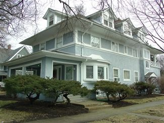 Ernest Hemingways Boyhood Home Oak Park IL Year Built 1906 Architect Builder