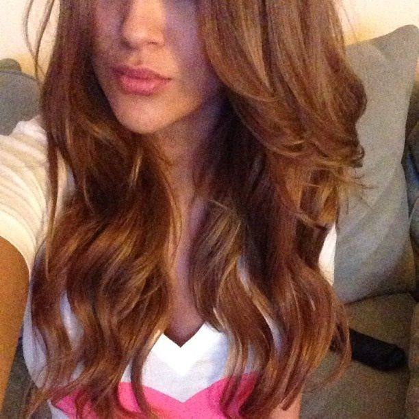 honey brown hair - photo #15
