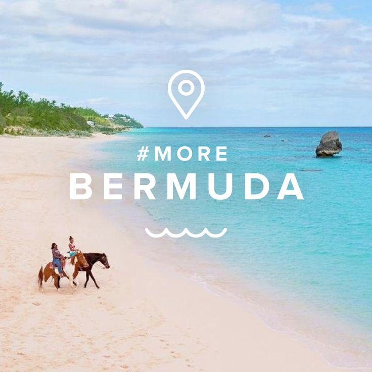 Visit Bermuda Today! In 2020