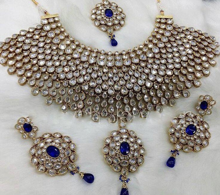 93 best Bridal sets images on Pinterest Bridal sets Asian bridal