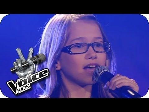 Laura Kamhuber - I will Always Love You | The Voice Kids 2013 | Blind Audition